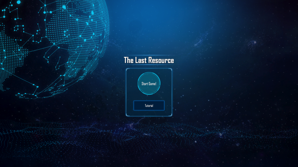 The Last Resource – Final Year Project